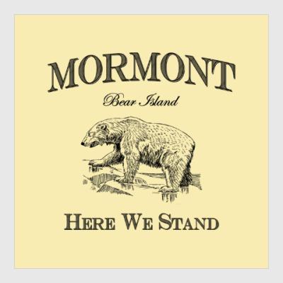 Постер Mormont