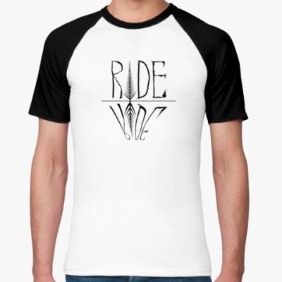 Футболка реглан MTB (Ride!)