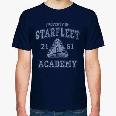 Футболка Академия Звёздного Флота