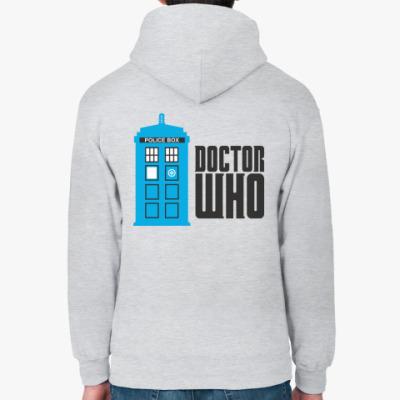 Толстовка худи Doctor Who