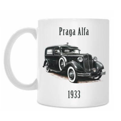 Кружка Praga Alfa