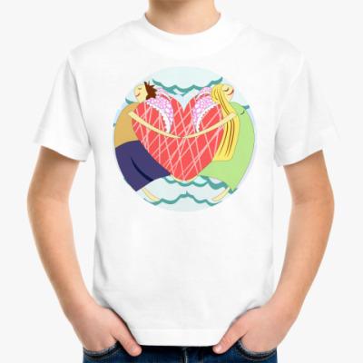 Детская футболка 'LOVE'