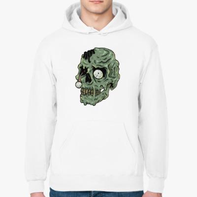 Толстовка худи Skull Zombie