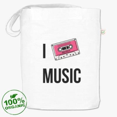 Сумка I Love Music