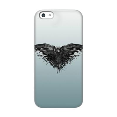 Чехол для iPhone 5c Игра Престолов: Ворон
