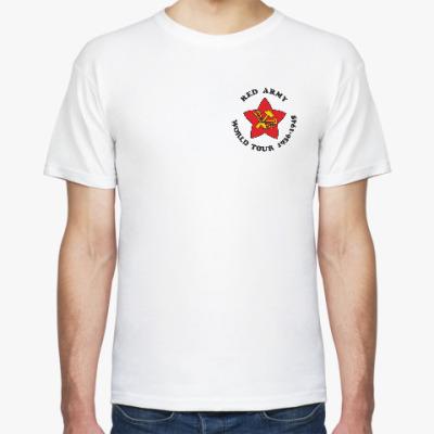 Футболка Красная Армия