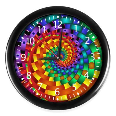 Часы Радужный вихрь