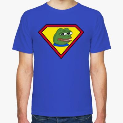 Футболка Super Pepe