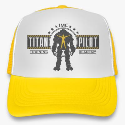 Кепка-тракер Battlefield Titan Pilot