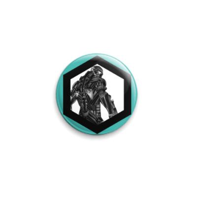 Значок 25мм Crysis