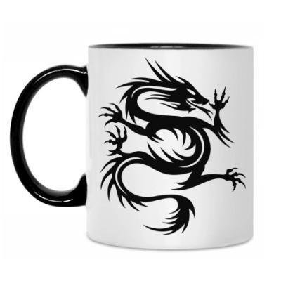 Кружка Дракон