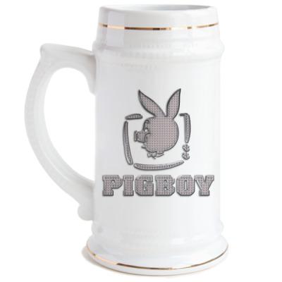 Пивная кружка PIGBOY DIAMOND