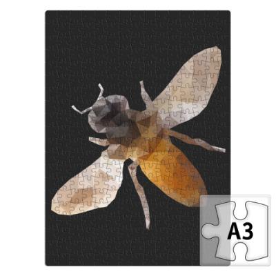 Пазл Пчела / Bee