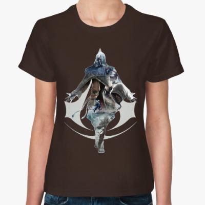Женская футболка Assassin's Creed