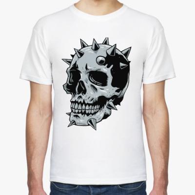 Футболка Skull Steel