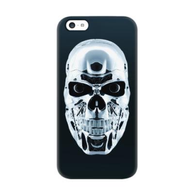 Чехол для iPhone 5c Terminator
