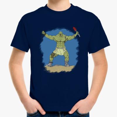Детская футболка супермутант