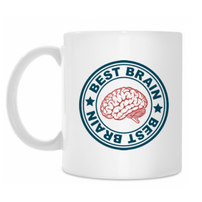 Кружка Best Brain