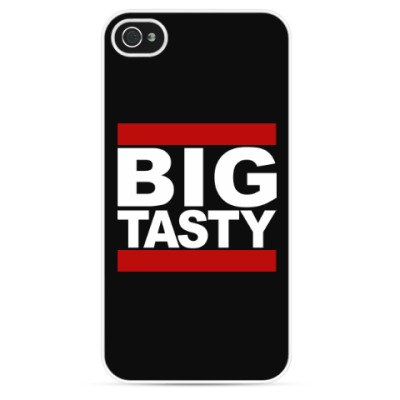 Чехол для iPhone Big Tasty