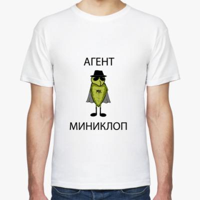 Футболка  Миниклоп