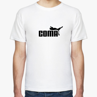 Футболка  футболка coma