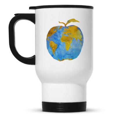 Кружка-термос Apple Earth