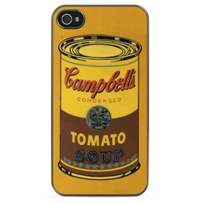 Чехол для iPhone 'Суп'