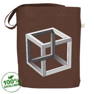 Сумка Невозможный Куб 3D
