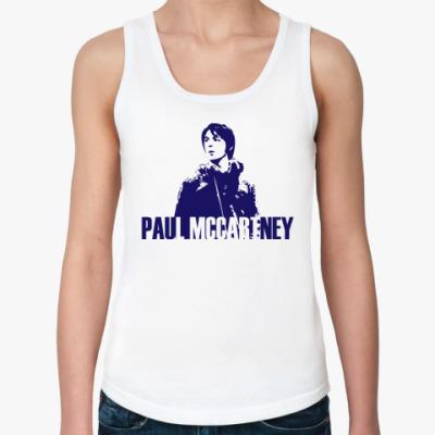 Женская майка Paul McCartney