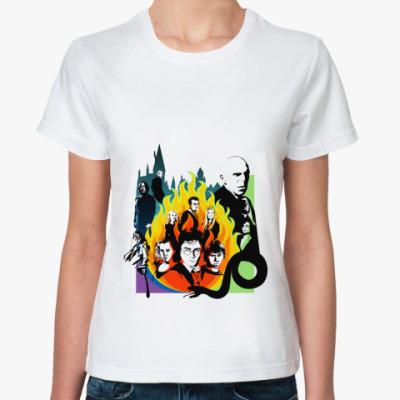 Классическая футболка HP