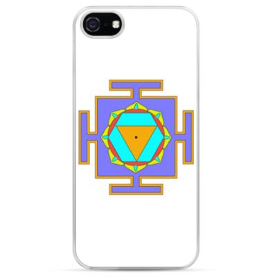 Чехол для iPhone Бала-Шакти-янтра