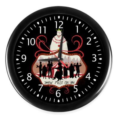 Настенные часы American Horror Story 4 сезон