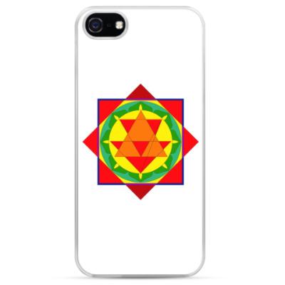 Чехол для iPhone  Бала-трипура-янтра