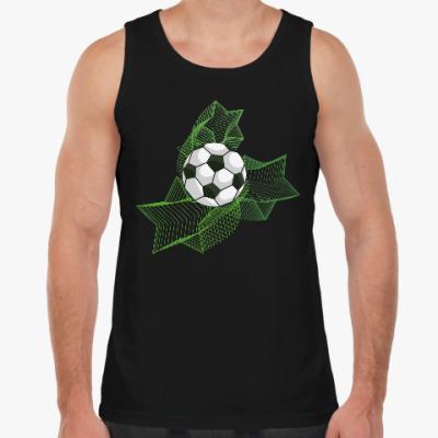 Майка Звездный футбол