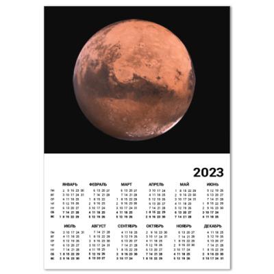 Календарь Марс