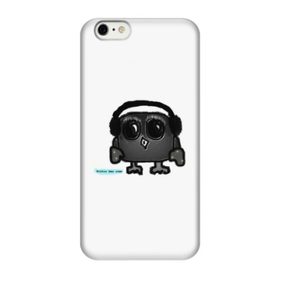 Чехол для iPhone 6/6s Зимний Уху