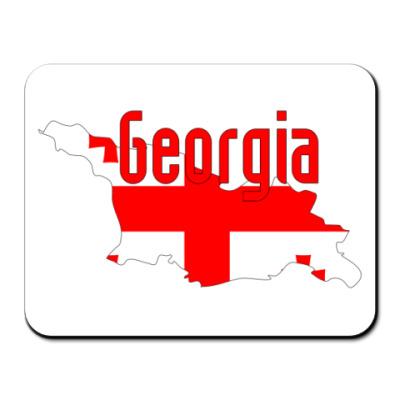 Коврик для мыши Georgia (Грузия)