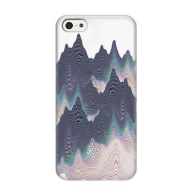 Чехол для iPhone 5/5s волны