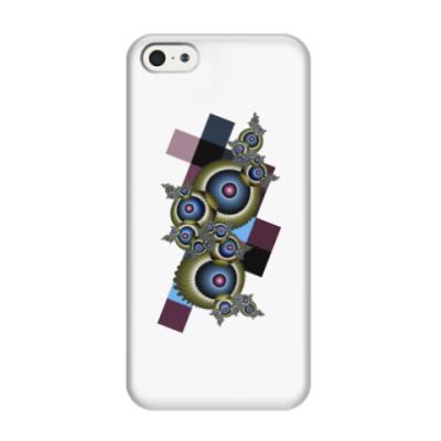 Чехол для iPhone 5/5s Глаза
