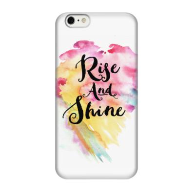 Чехол для iPhone 6/6s Rise and Shine