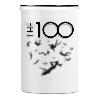 Подставка для ручек и карандашей The 100