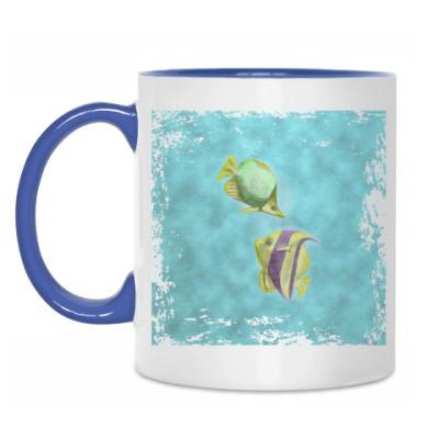 Кружка Рыбки
