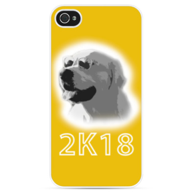 Чехол для iPhone Год собаки