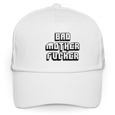 Кепка бейсболка Bad Motherfucker