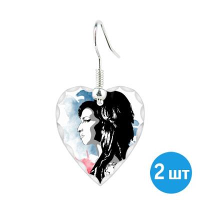 Серьги Эми Уайнхаус - Amy Winehouse