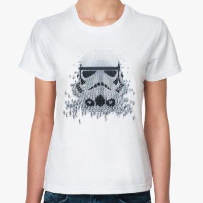 Классическая футболка Штурмовик из Штурмовиков