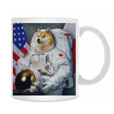 Doge Astronaut