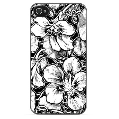 Чехол для iPhone 'Цветы'