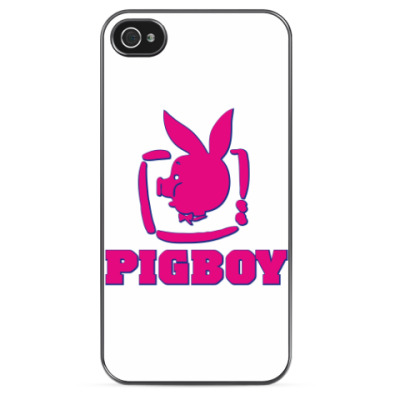 Чехол для iPhone PIGBOY