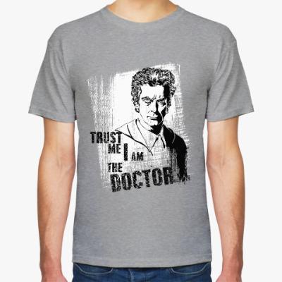 Футболка Доктор Кто 12